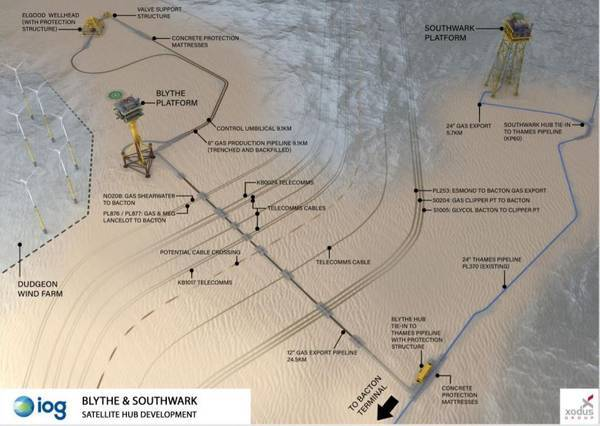 Independent Oil and Gas Starts Drilling at Elgood