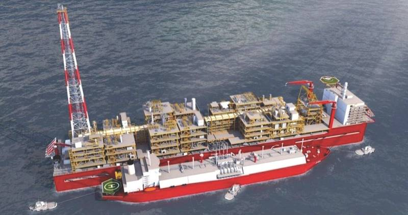 Africa Looks to FLNG to Accelerate its Dash for