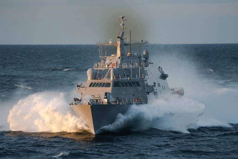 Video: LCS 21 Completes Acceptance Trials