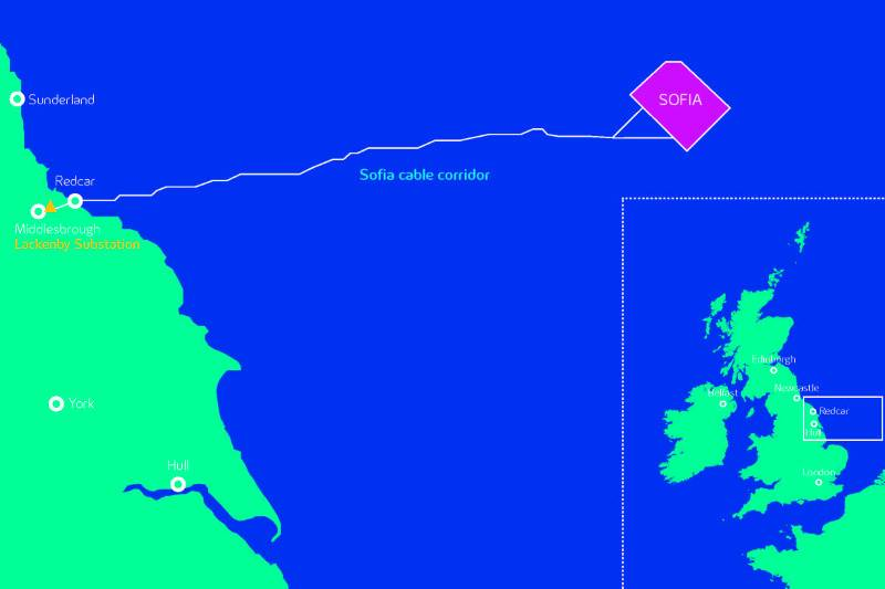 Fugro In Record Cable Route Survey At Sofia Wind