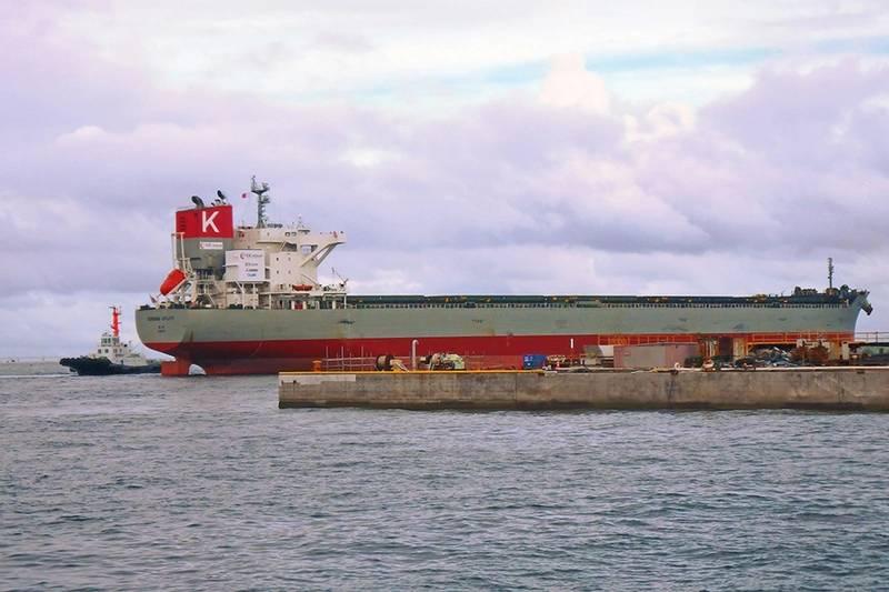 Japanese Project Tests Ship- based CARBON DIOXIDE Capture System