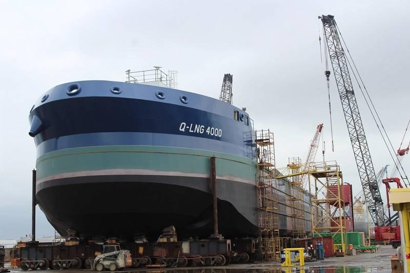 Shipbuilding Interview: Ron Baczkowski, VT Halter