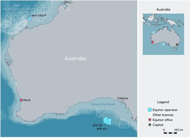 Equinor drops plans for oil drilling off Australian coast