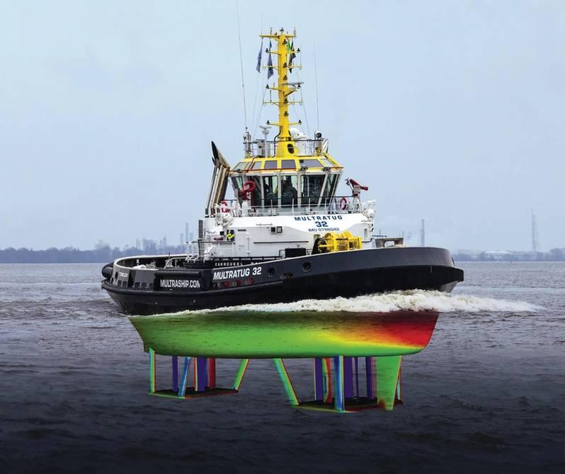 Interview Dr Dirk Jurgens Heads Of R D Voith Turbo Marine Maritime Global News